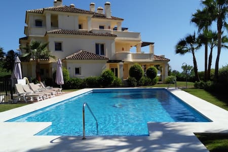 Luxurious Apt on Costa del Sol (Casares Playa) - Casares