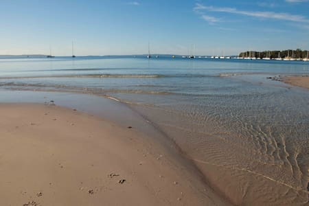 Callala Bay, Jervis Bay - Hus