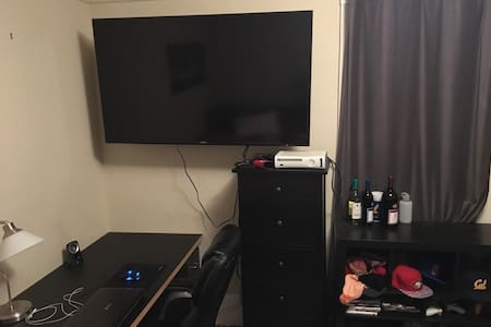 Large Room - Great for Superbowl - San Francisco - Apartment