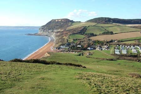 West-Dorset-Holidays.co.uk - Chideock - Apartamento