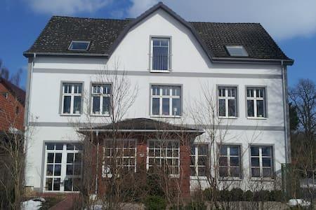 Schöne Ferienwohnung bei Hamburg - Apartamento