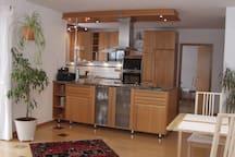 Komfortable Wohnung Voralpenland