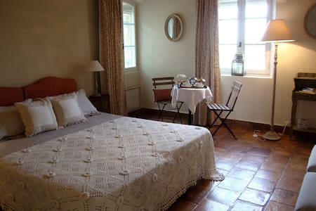 B&B in a unique place in Provence. - Goult - Bed & Breakfast