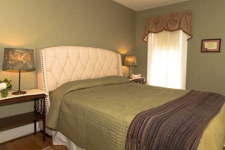Elegant B&B comfort - Tioga Room - Szoba reggelivel