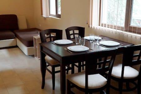 Apartment City Center & Fresh City Market (55 qm) - Varna - Lägenhet