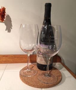 Wine Lover's Retreat
