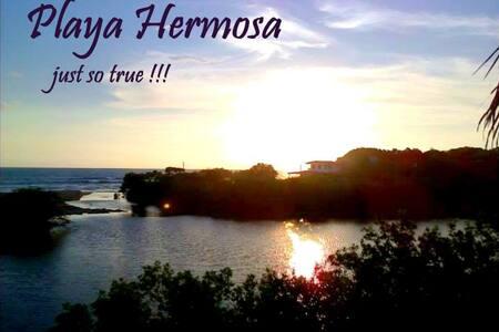 Playa Hermosa, just so true - León - Ház