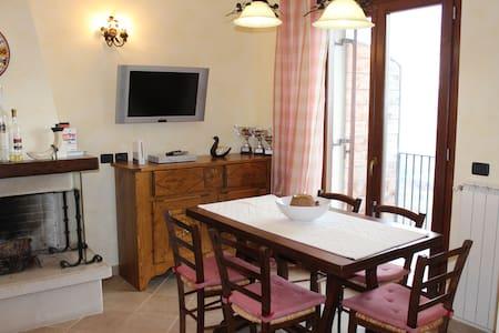 Appartamento in montagna panoramico - Wohnung