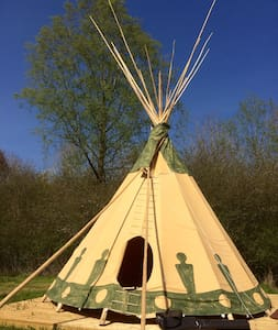 Tipi - Great Tey - Cabana