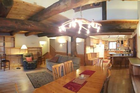 DEMIGOD Lodge, 5br,Leavenworth Area - Peshastin