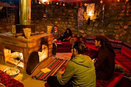 Petra Bedouin House 1 -  little petra  - 独立屋
