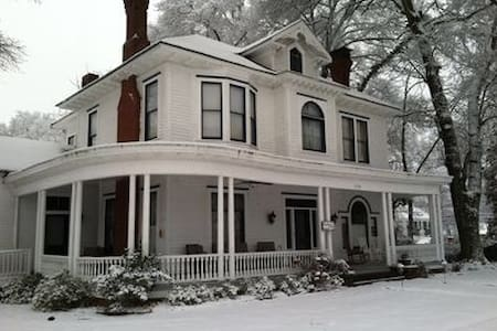 1888 historical antebellum style - Cartersville - Rumah