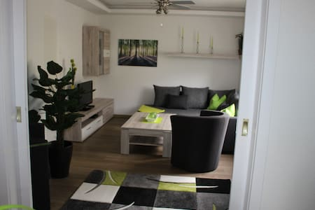 neue modern eingerichtete Wohnung im Süden - Leipzig - Appartement