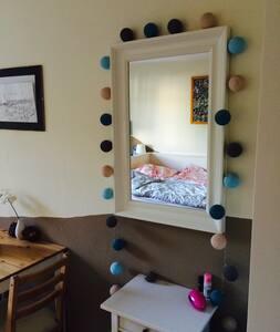 gemütliche 1 Zimmer-Wohnung im Stadtzentrum - Appartement en résidence