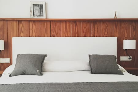 A Double Room at Casa Nereta - Pousada