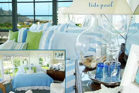 Windowfull TidePool at Trinidad Bay - Trinidad - Bed & Breakfast