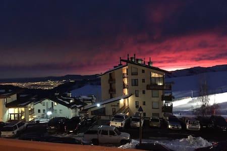 Espectacular Dpto . A 30 mts de Ski - Lo Barnechea - Társasház