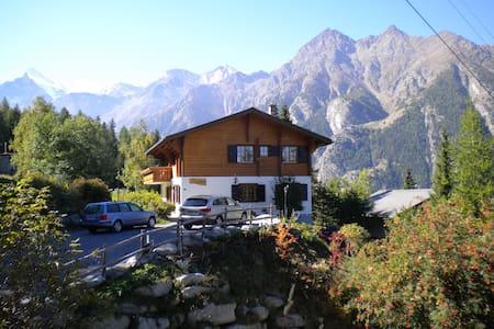 Luxuschalet (ca. 170 qm) in traumhafter Bergwelt - House