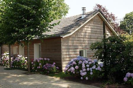 Heerlijk vakantiehuisje op het platteland - Venhorst - Kisház