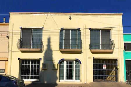 Casa excelente vista al Centro de Chihuahua - Apartment