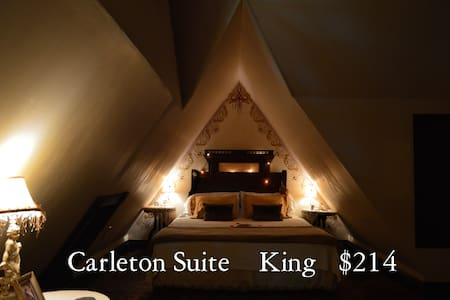 Carleton House Bed and Breakfast - Bed & Breakfast