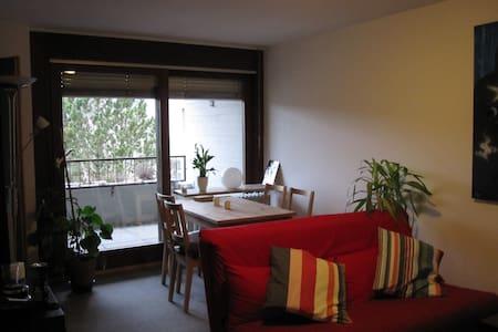 Gemütliche Wohnung zum Wohlfühlen - Lejlighed