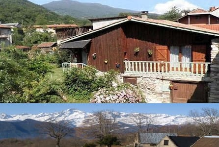 MAISON 4pers Pyrénées,SKI à Guzet