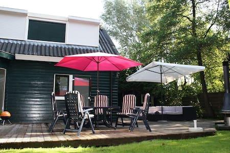 Vakantiehuis Loosdrecht Kortenhoef - Kortenhoef - Dom