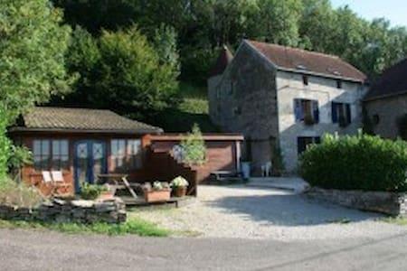 cottage A-Côté - Colombotte