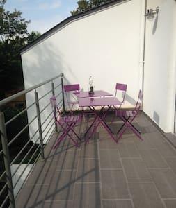 Maison avec terrasse dinatoire sud/ouest - Chennevières-sur-Marne - Szeregowiec