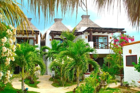 VILLA-OCEAN FRONT WITH 6 BEDROOMS - House
