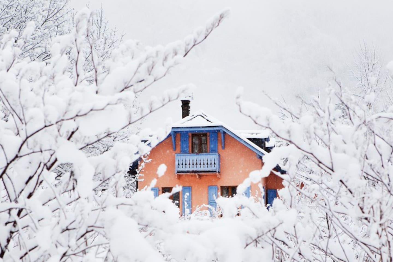 Chalet Haute Boheme Winter