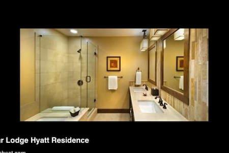 Time Share@Tahoe, Hyatt Residences