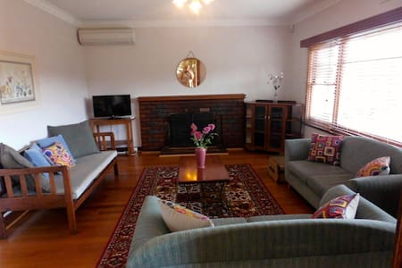 Riverview Cottage Self contained - Rumah