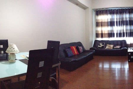 Eastwood QC 1BR Unit with WIFI - Quezon City - Wohnung