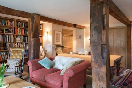 Lake District idyllic cosy mill - Bed & Breakfast