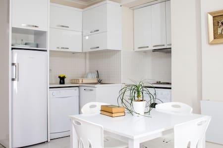 Antalyanı en iyi eşyalı studio dairesi  ( 1 + 0 ) - Apartment