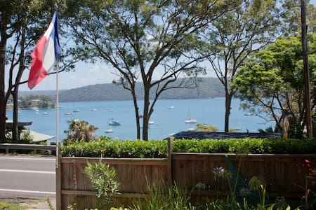 Palm Beach b&b studio viewing Pittwater - Palm Beach