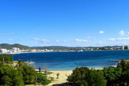 Apartamento en 1ª linea de mar - Sant Josep de sa Talaia - Pis