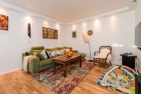 Luxury apartment, top location