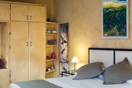 Room Abeto - Casa Pati de l´Albera - St Climent Sescebes - Hus