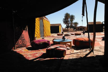 Room type: Private room Property type: Tent Accommodates: 16+ Bedrooms: 1 Bathrooms: 6