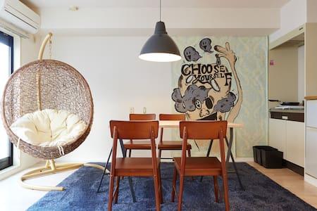 #2.cafe&room(Shibuya/Sangenjaya)