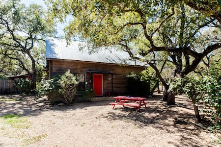 Kick Back Cabin- Country Townhome - Wimberley - Townhouse