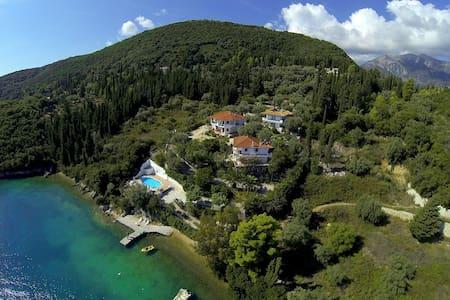 Exquisite seafront villa Mandarin - Villa