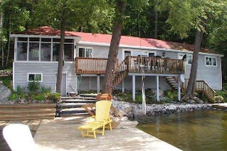Lake Rosseau/Joseph River Cottage