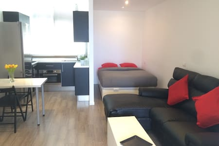 Apartament-Loft a pie de playa. - Pis