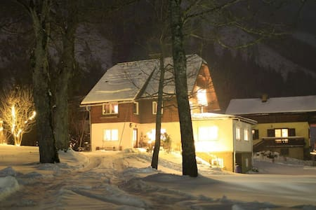 Charming Alpin Guesthouse - House