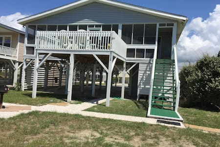 "OCEANFRONT GUESTFRIENDLY ""AN EMERALD ON THE BEACH"" - Huis"