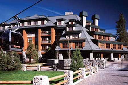 Ski Villa-Marriott's Timber Lodge - South Lake Tahoe - Villa